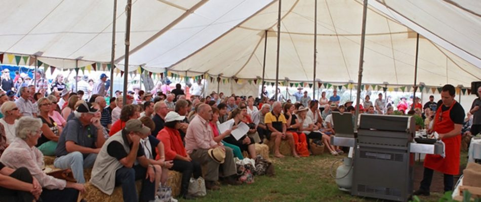 ON OUR SELECTION NEWS' CAPTURES THE ETHOS OF THE 'FELTON FOOD FESTIVAL